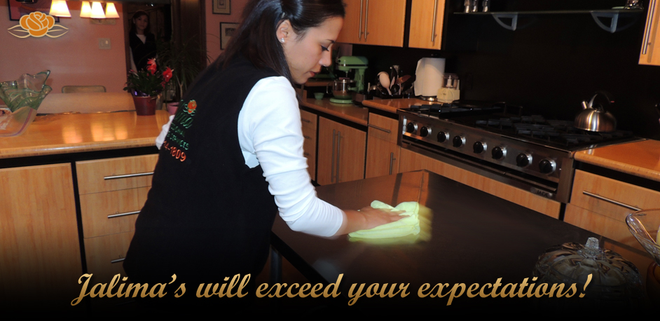 Professional house cleaning and maid services in Bellingham.