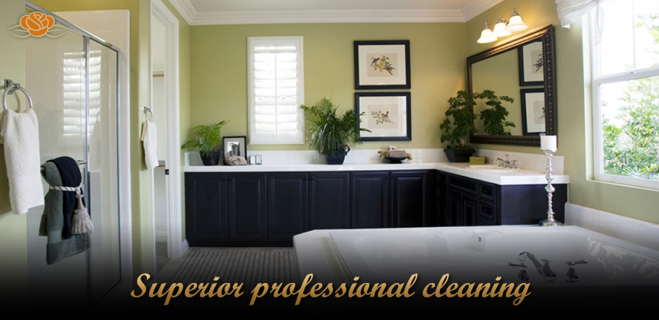 Residential house cleaning and maid services in Bellingham.